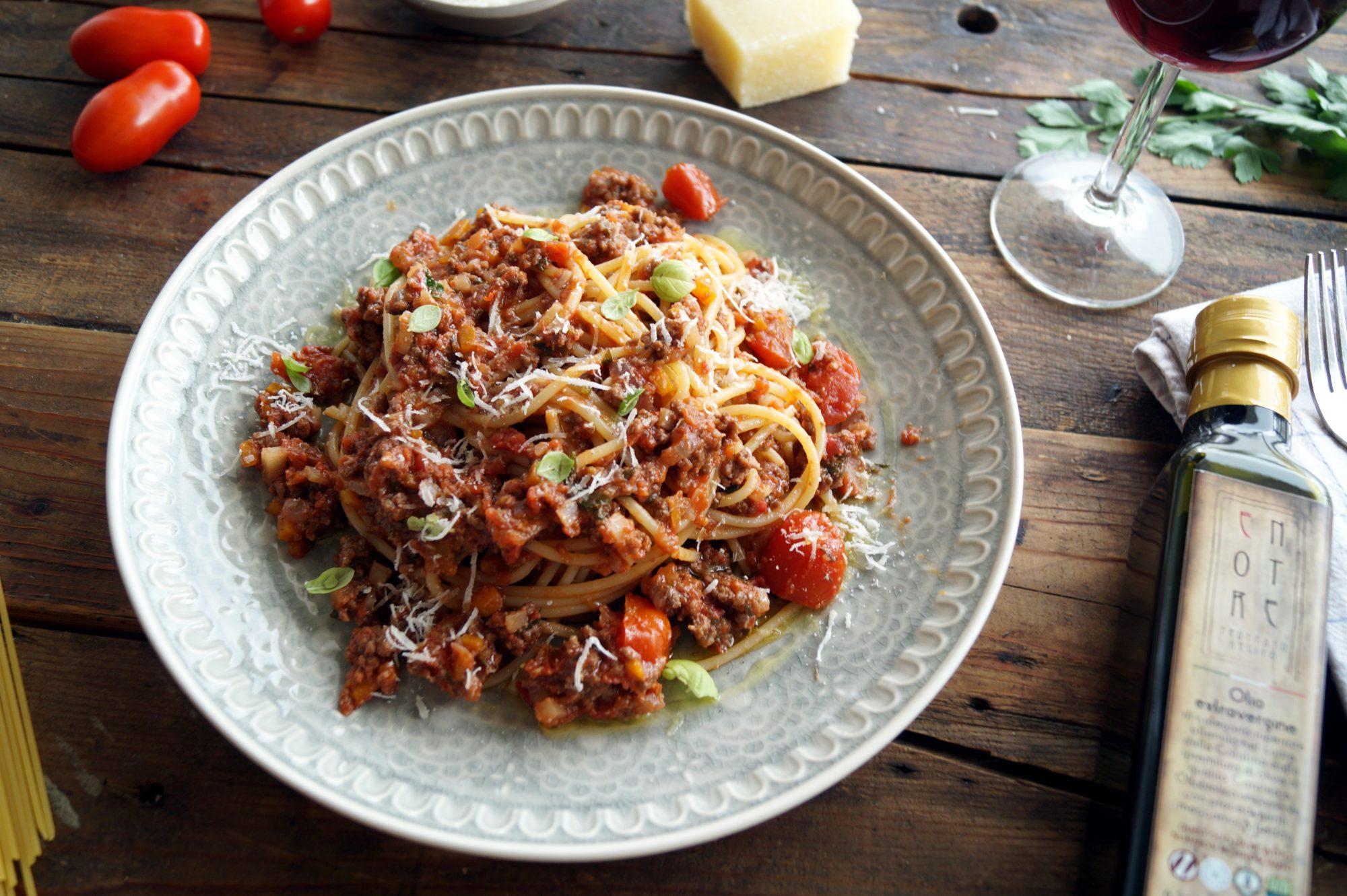 Spaghetti Bolognese - der Klassiker