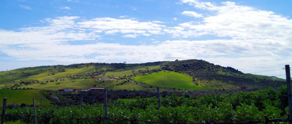 Ceraudo in Kalabrien