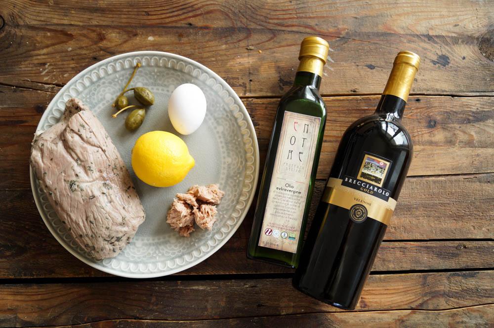 vitello tonnato rezept original italienisch