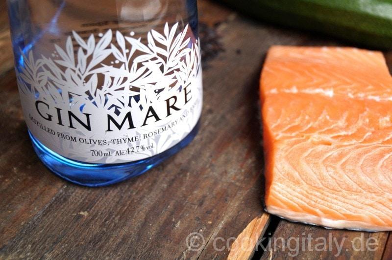 Kochen mit Gin Mare
