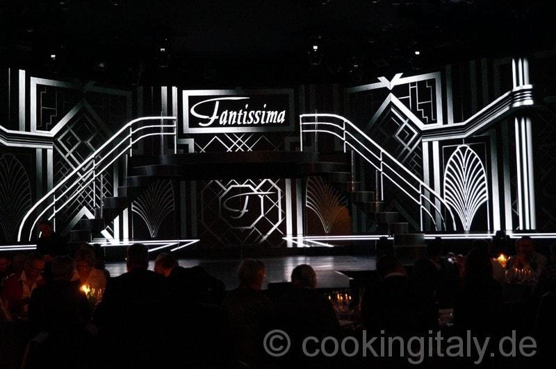 Fantissima die Dinnershow im Phantasialand