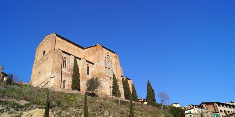 Siena Heimat des Palio