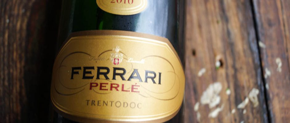 Dezember - Wein des Monats - Ferrari Perle
