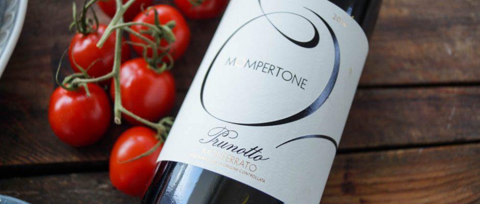 Wein des Monats März - 'Mompertone' Monferrato DOC