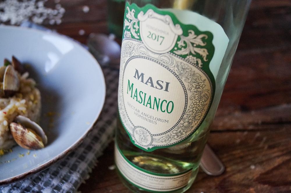 Wein des Monats Juni – MASIANCO Pinot Grigio