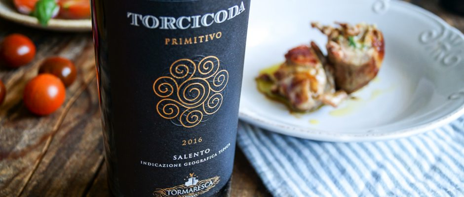 Wein des Monats Juli - Torcicoda Primitivo