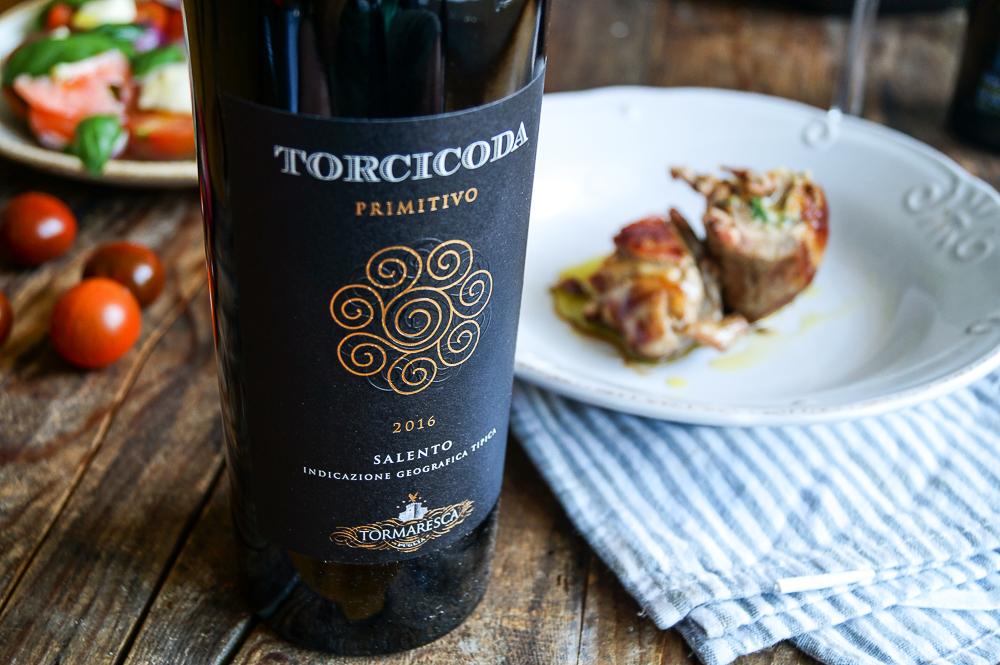 Wein des Monats Juli – Torcicoda Primitivo