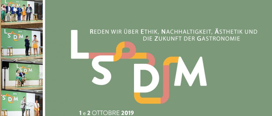 LSDM 2019 - Der Kongress der Gastronomie in PAESTUM, ITALIEN