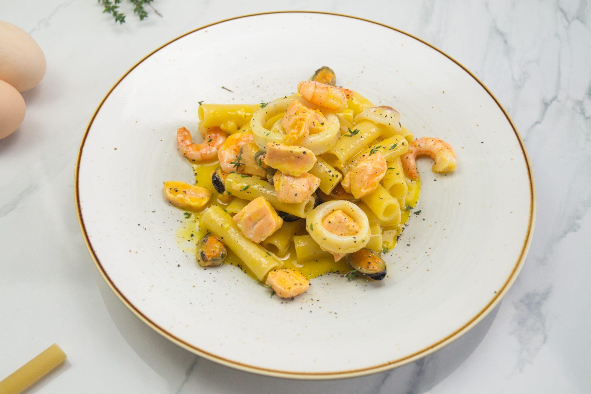 Carbonara di Mare - Die Evolution eines Pasta Klassikers