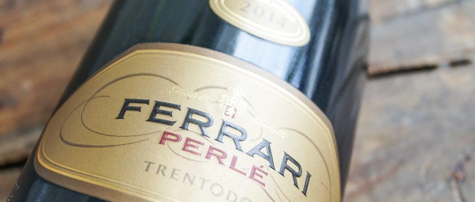 Wein des Monats Mai - Ferrari Perlé