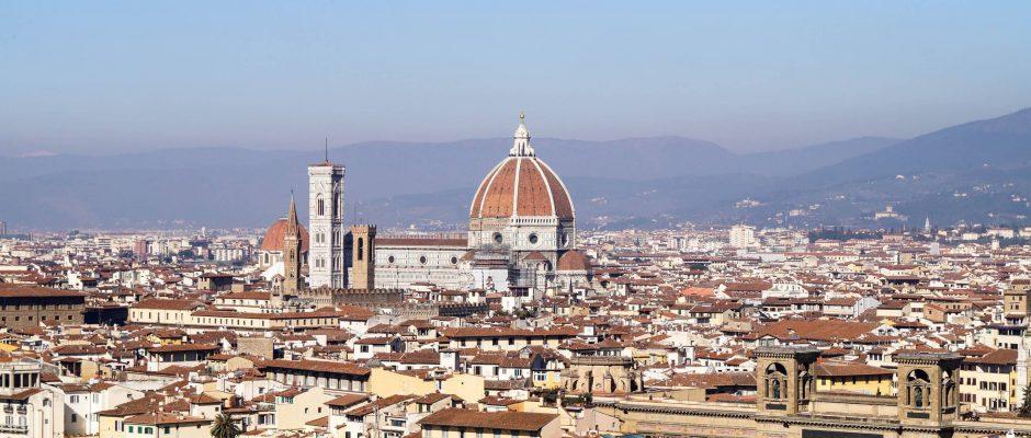 Florenz - Hauptstadt der Toskana
