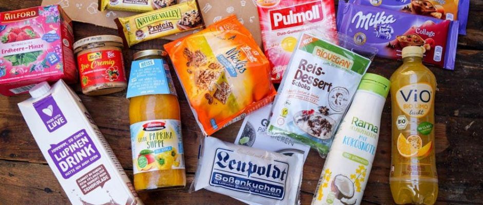 Die Degusta September Box