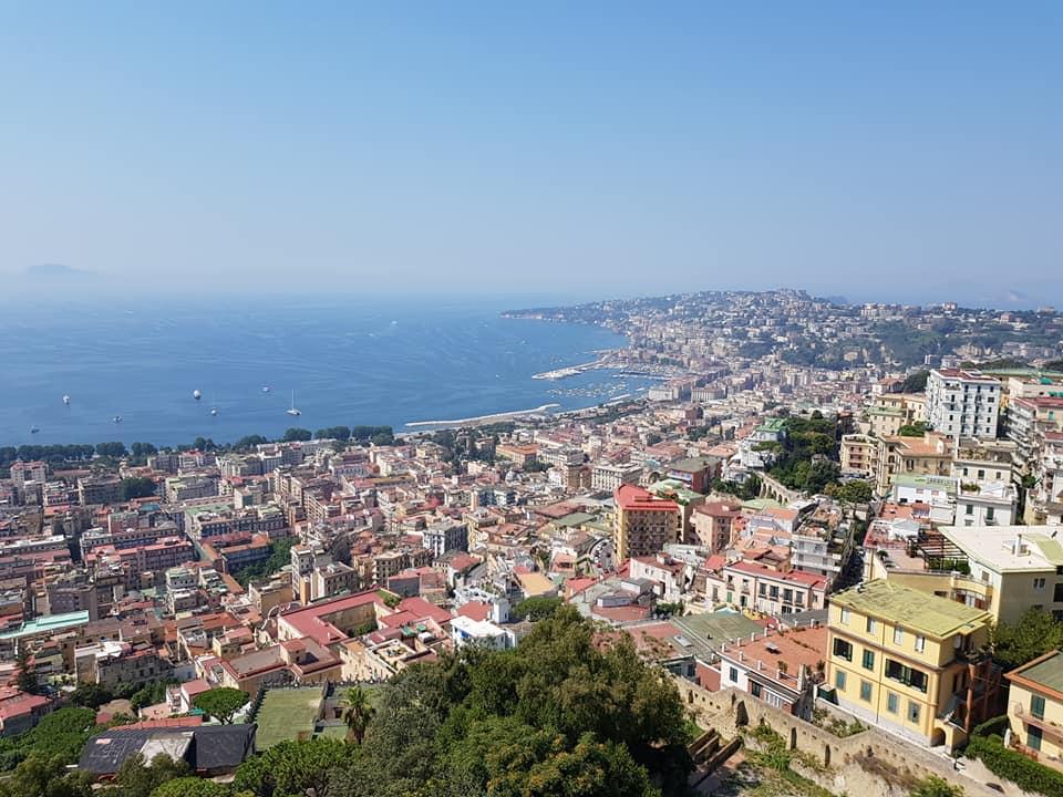Napoli, Napoli, Napoli…. mehr Italien geht nicht!