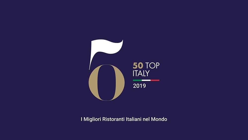 Italiens bestes Restaurant, außerhalb von Italien ist in Paris