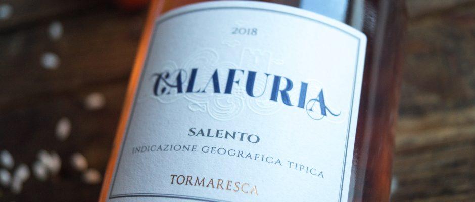 Wein des Monats - Calafuria Rosé Negroamaro Salento
