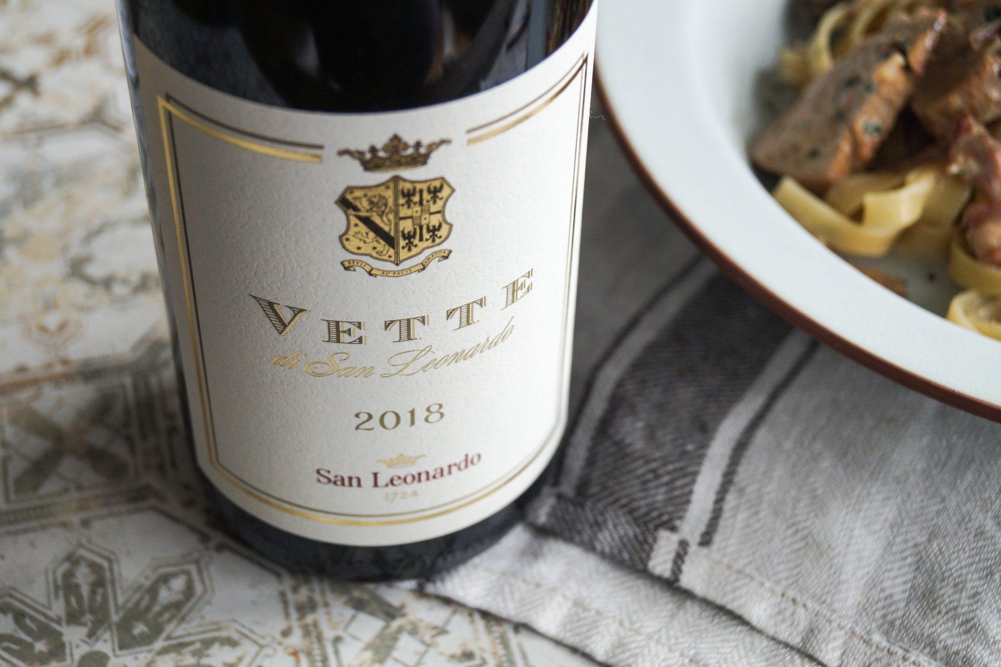 Wein des Monats – Vette di San Leonardo IGT