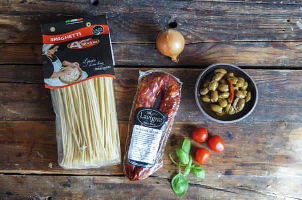 Pasta Spaghetti alla Chitarra