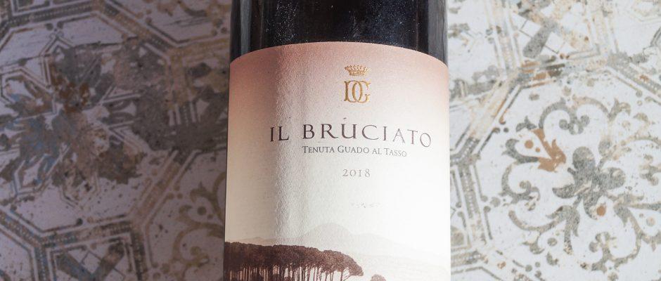 Wein des Monats Juni - IL BRUCIATO