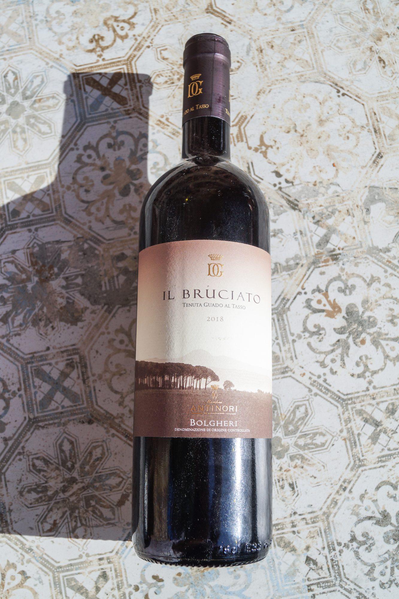 Wein des Monats Juni – IL BRUCIATO