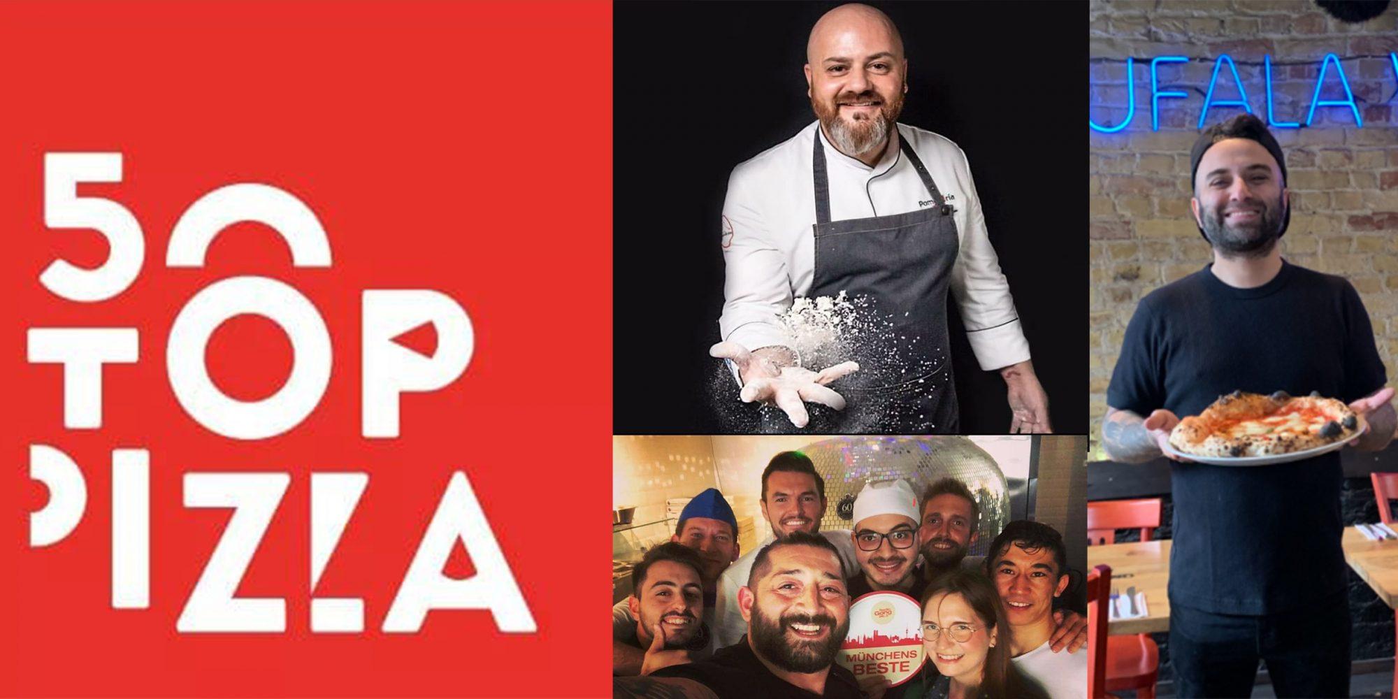 Drei Pizzerien aus Deutschland schaffen es unter die besten 50 Europas