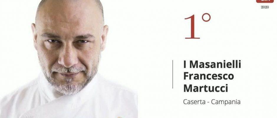 Francesco Martucci wird bester Pizzaiolo der Welt 2021