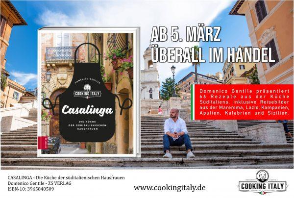 Casalinga - Die Küche der Süditalienischen Hausfrauen
